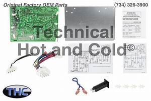 Lennox Y7761 Integrated Furnace Control Board Kit