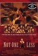 Not One Less Movie Review & Film Summary (2000) | Roger Ebert