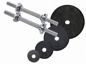 Standard 5-40lb Adjustable Dumbbell Set