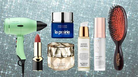 luxury beauty products  spend   tax return  allure