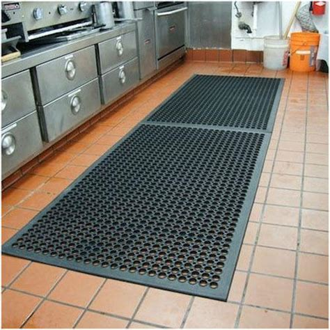 Black Kitchen Floor Mat, Rs 220 Piece, Providence Rubbers