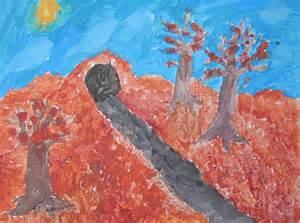 Vincent Van Gogh Landscape