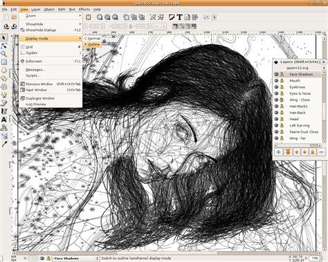 inkscape kostenfrei vektor grafiken erstellen exthddde