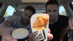 Eating Taco Bell Naked Chicken Chips @hodgetwins - YouTube