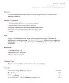 Transcription Resume No Experience by Resume Exles With No Work 28 Images 8 Basic Resume Exles For Cashier Resumes 6 Basic Sle