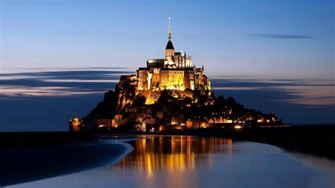 un week end au mont michel