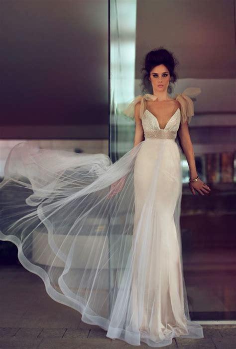 Stalking The Bridal Lookbooks Zahavit Tshuba Onewed