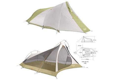 toko  peralatan adventure mountain hardwear lightpath  tent  season