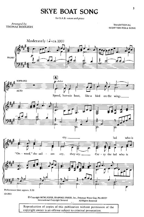 You Can Buy Me A Boat Chords by Boat Song Sab By Rodgers J W Pepper Sheet