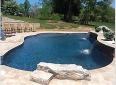 MIdnight Blue PLaster with quartz Traditional Pool