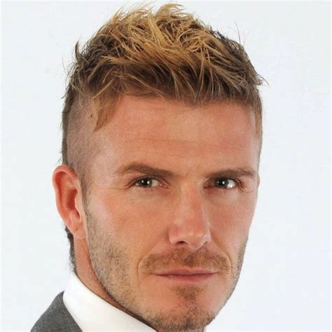 David Beckham Hairstyles   Men's Hairstyles   Haircuts 2017