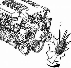 2003 Hummer H2 Serpentine Belt Diagram