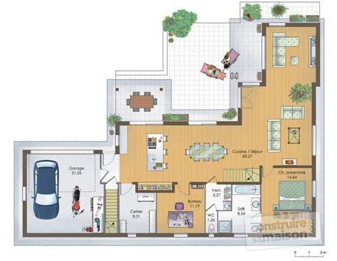 grand placard cuisine maison en bois 1 dé du plan de maison en bois 1