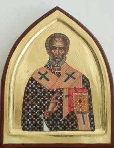 history  santa