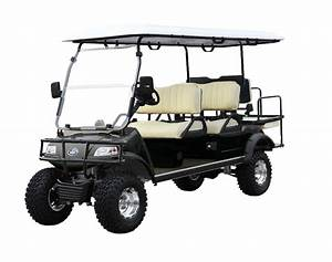 2019 Evolution Golf Carts