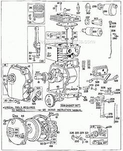 Briggs And Stratton Engine Diagram