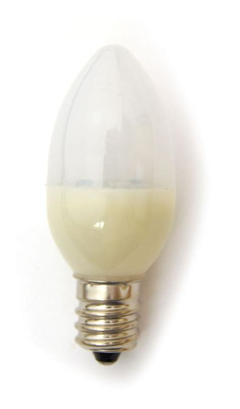 frosted led light bulb