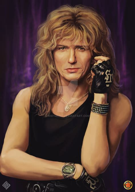 David Coverdale by MiryAnne on DeviantArt