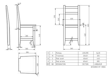 plan de chaise en bois gratuit album plan le de le hibou menuiserie