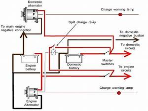 4 Wire Alternator Wiring Diagram Incredible