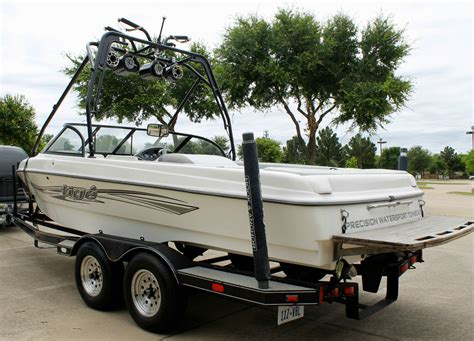 Tige Boats Usa by Tige 2100v Limited 2001 For Sale For 16 500 Boats From
