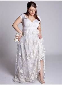 hippie designer vintage wedding dresses for plus size brides With plus size retro wedding dresses