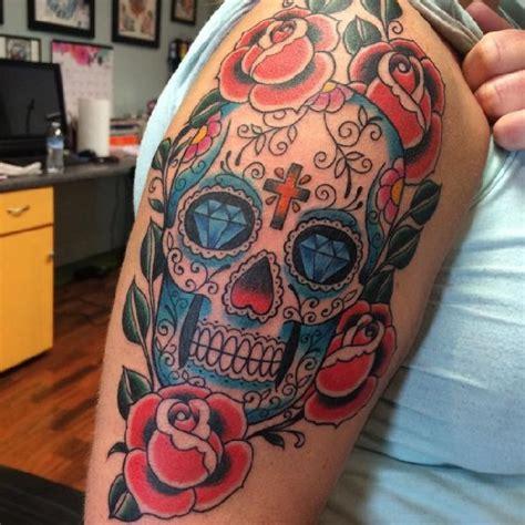 sugar skull tattoos tattoo spirit