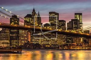 New York Leinwand : new york city 14 brooklyn bridge als leinwand vo ~ Markanthonyermac.com Haus und Dekorationen
