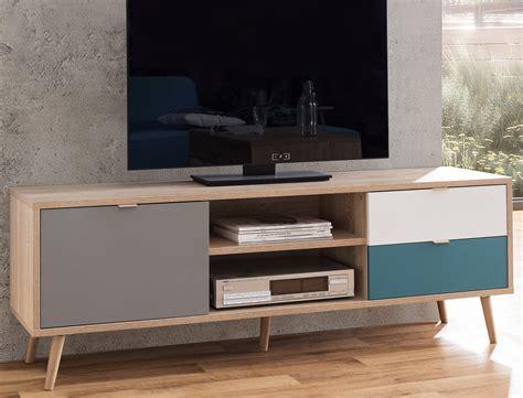 tv board sonoma eiche tv board havanna 54 sonoma eiche 150x52x40 cm lowboard tv schrank wohnbereiche wohnzimmer tv