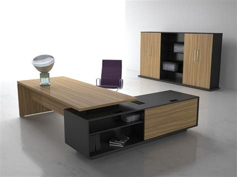 Contemporary Office Desk Color The Idea Of Contemporary