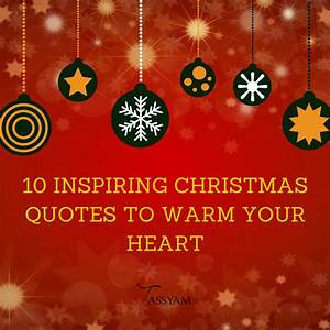 10 Inspiring Ch... Warm Cozy Christmas Quotes
