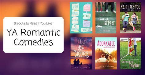 books  read    ya romantic comedies