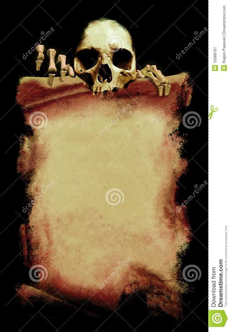 halloween grunge poster royalty  stock photography
