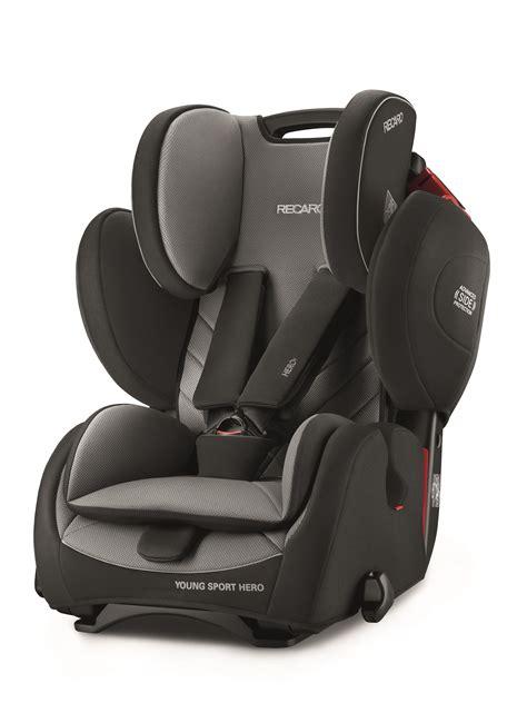 Recaro Child Car Seat Young Sport Hero 2018 Carbon Black