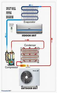 Wiring Diagram Kulkas Inverter