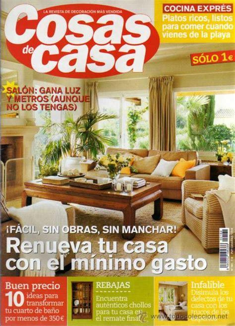 cosas de casa decoracion revista de decoraci 243 n cosas de casa n 186 164 comprar otras