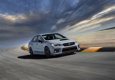 limited edition  subaru wrx raiu edition brings