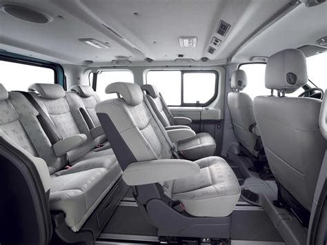 renault master minibus renault trafic long 9 seats model vehicle specifications