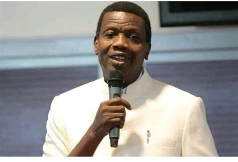 Enoch adejare adeboye is a name that almost every nigerian identify with. ADEBOYE HITS 40 YEARS AS RCCG HEAD | DGovScoops