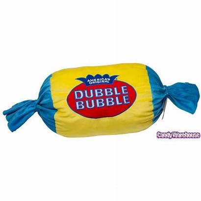 Gum Bubble Candy Pillows Clip Double Pillow