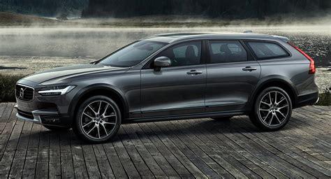 Volvo Svelata La Nuova V90 Cross Country [foto E Video]