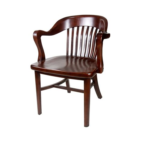 brenn antique wood arm chair the chair market