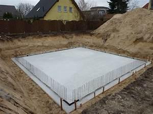 Fundament Für Einfamilienhaus : streifenfundament bodenplatte streifenfundament ~ Articles-book.com Haus und Dekorationen
