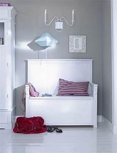 Schöner Wohnen Wandfarbe Grau : wohnen mit farben grau schmeichelt wei er einrichtung bild 3 sch ner wohnen ~ Bigdaddyawards.com Haus und Dekorationen