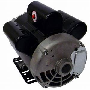 5 Rhp Electric Air Compressor Motor-s160-0337