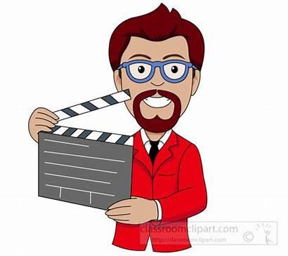 Director Clipart Theatre Clip Drama Acting Cliparts