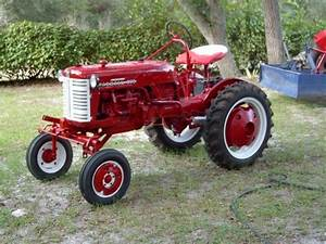 Ih 50 Farmall Cub Low Boy Factory Service Manual