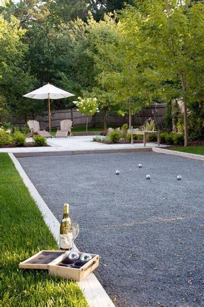 backyard bocce pin by michelle arterburn on garden jardin pinterest