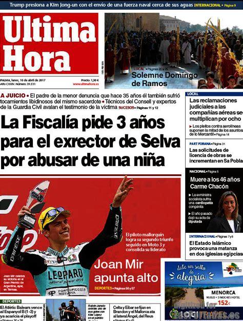 Noticias Ultima Hora El Diario - SEONegativo.com