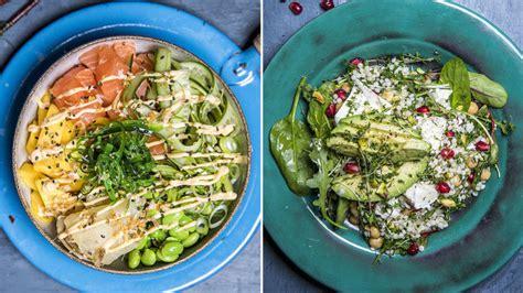 Lise Finckenhagen: Tre mettende salater med masse smak ...